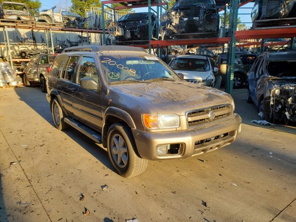 2002 Nissan Pathfinder - Sac City Auto Parts