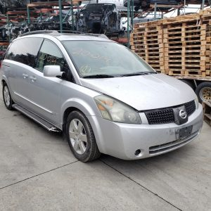 2004 Nissan Quest - Sac City Auto Parts