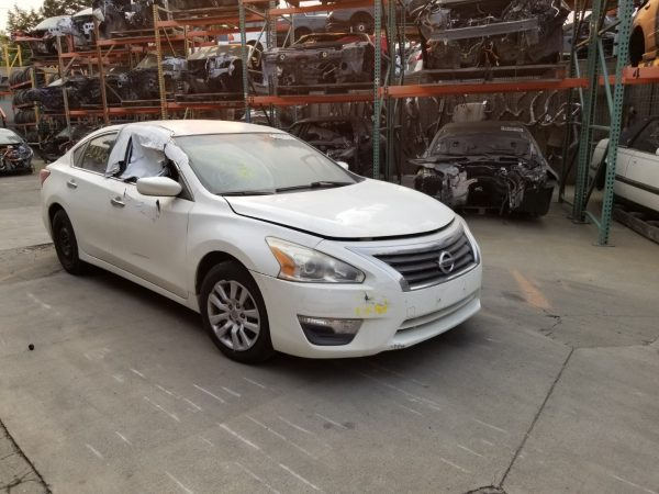 2015 Nissan Altima - Sac City Auto Parts