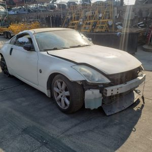 2008 Nissan 350z - Sac City Auto Parts