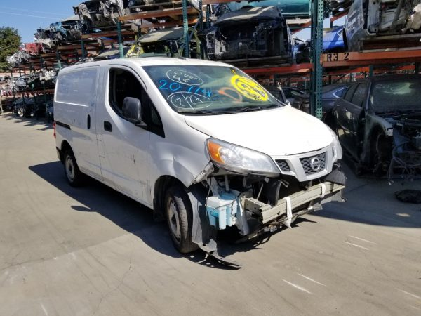 2015 Nissan NV200 - Sac City Auto Parts
