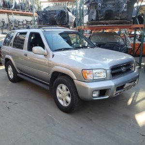 2001 Nissan Pathfinder - Sac City Auto Parts